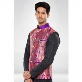 Brocade Nehru Jacket